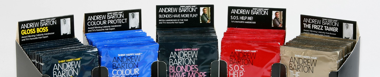 Andrew Barton Carton Display