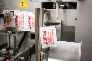 Individual personalised wet wipes, Restaurant wipes