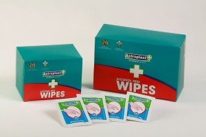 Wallace Cameron, Wet wipes uk, Repacked wet wipes
