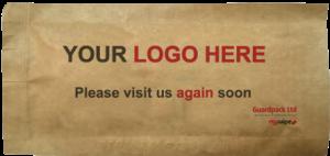 Your Logo Here kraft