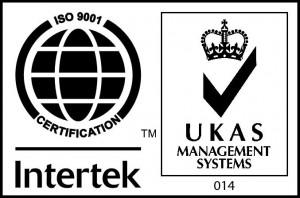 9001 Logo Intertek 2020