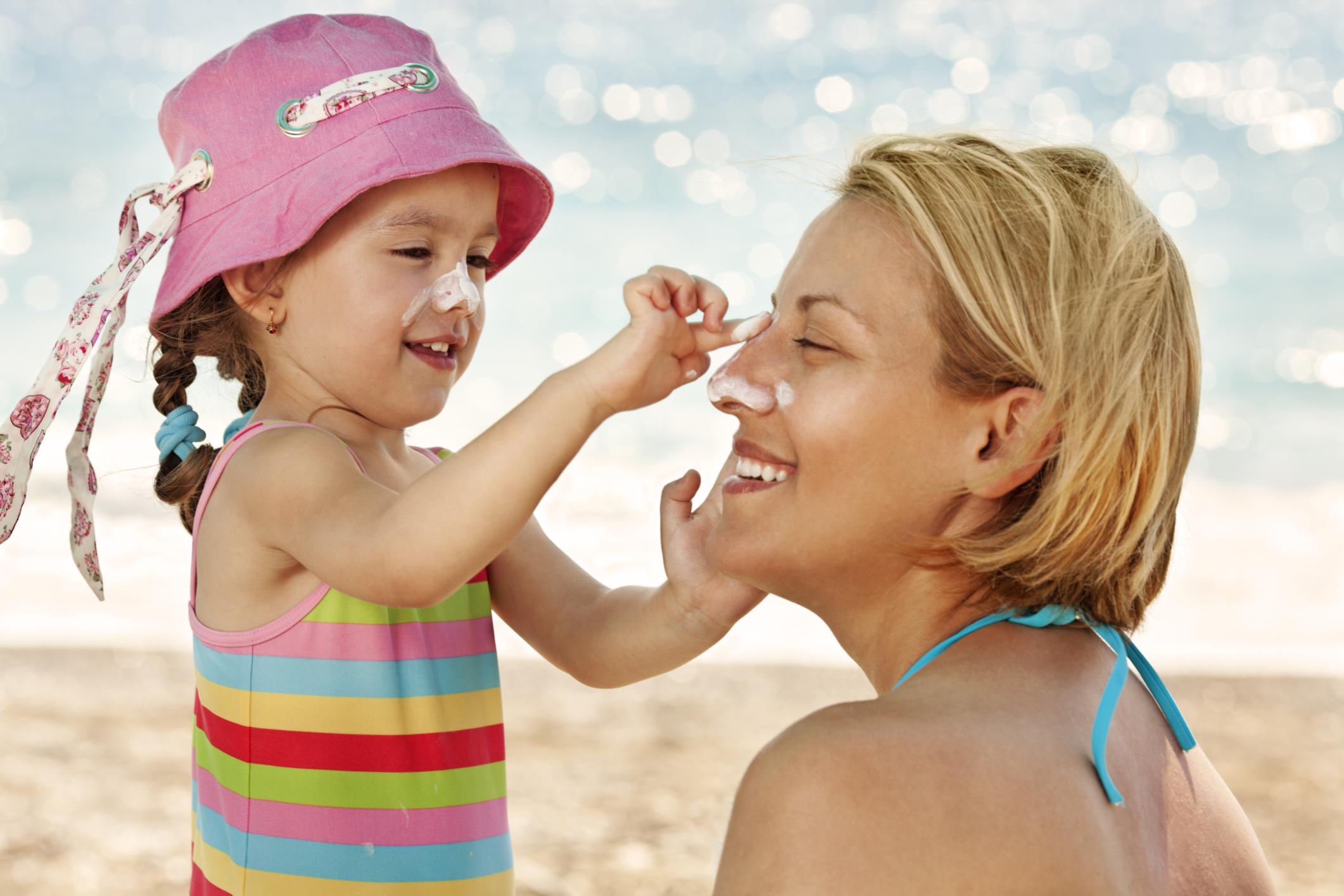 suncream sachets keep everyone safe on their holidays